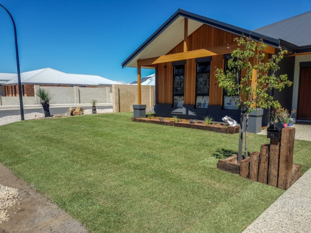 Geographe Landscaping, Turf Gallery