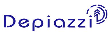 Depiazzi, Logo