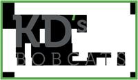 KD Bobcat, Logo