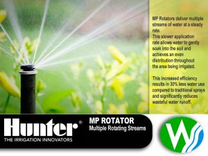 geographe landscapes mp rotor for a reticulation system