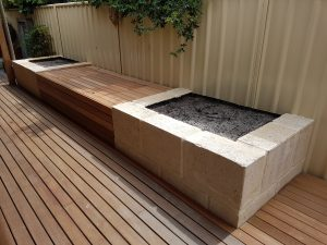 outdoor area - Geographe landscapes